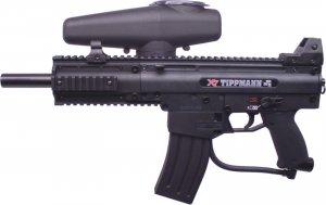 Tippmann X7 Cyclone Feed Black