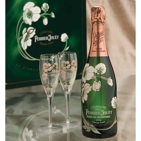 Perrier Jouet Flower Champagne