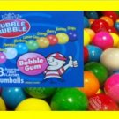 101 Assorted Gumballs Bulk Vending FREE SHIPPING Label