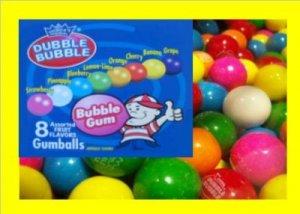 101 Assorted Gumballs Bulk Vending FREE SHIPPING Label