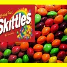 10 lbs SKITTLES Bulk Candy FREE Labels & Shipping