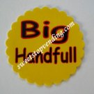12 BIG HANDFUL Stickers Bulk Vending Labels