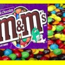 10.5 lbs M&M Plain DARK Bulk Candy FREE Labels & Ship