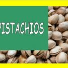 8 lbs. PISTACIOS Bulk Candy FREE Labels & Ship