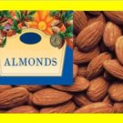 6 lbs. ALMONDS Bulk Candy FREE Labels & Shipping