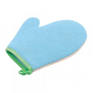 Double-sided Exfoliating Shower Mitt