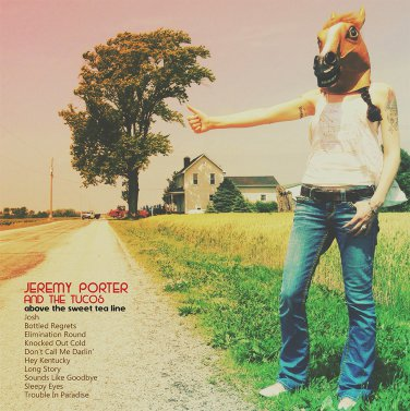 JP & The Tucos - Above The Sweet Tea Line - CD (2015)