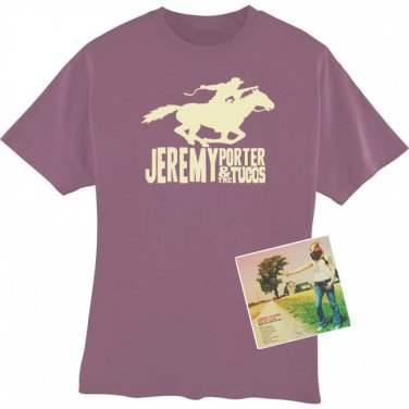 CD (Above The Sweet Tea Line) & T-Shirt Combo