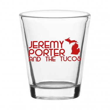 JP & The Tucos - Shot Glass