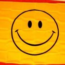 Smiley Face Flag 4x6 feet Happy Smile banner Have a Nice Day
