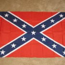 Confederate flag 4x6 feet Rebel banner civil war south southern battle