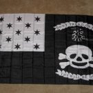 War of 1812 Flag 3x5 feet Don't Tread on Me Thy will be done American Tea Party