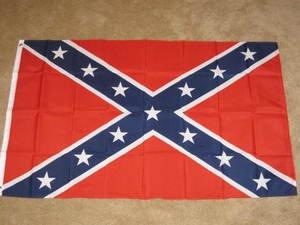 Confederate Flag 3x5 feet Rebel Battle Civil War new