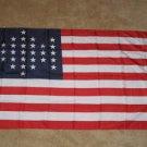 33 Star historical American Flag 3x5 feet 1859-1861 new
