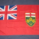 Ontario Flag 3x5 feet Canadian Province Canada banner new