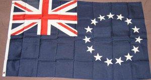 Cook Islands Flag 3x5 feet Cook's banner sign new