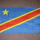 Democratic Republic of the Congo Flag 3x5 feet DRC banner Kinshasa new congonese