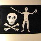 Walter Kennedy Pirate Flag 3x5 feet Jean Thomas Dulaien Jolly Roger banner new