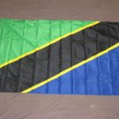 Tanzanian Flag 3x5 feet United republic of Tanzania banner new