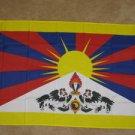 Tibet Flag 3x5 feet Tibetan Dalai Lama banner new
