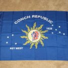 Key West Flag 3x5 feet Conch Republic Florida Islands