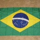 Brazil Flag 3x5 feet Brazilian Brasil jiu-jitsu jujutsu