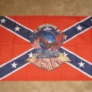 American by Birth Rebel Choice Flag 3x5 Confederate