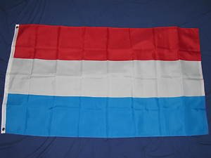 Luxembourg Flag 3x5 feet national banner sign new
