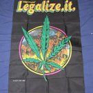 Legalize It Flag 3x5 feet Marijuana Weed banner new