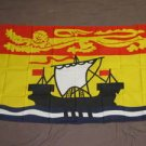 New Brunswick Flag 3x5 feet Canadian Provincial banner Canada province new