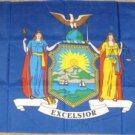 New York Flag 2x3 feet NY State banner empire NYC