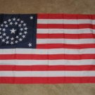 34 Star historical American Flag 3x5 feet 1861-1863 new