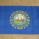 New Hampshire State Flag 3x5 feet NH banner sign new