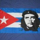 Che Guevara Cuba Flag 3x5 feet Cuban revolution banner