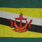 Brunei Flag 3x5 feet Borneo Republic banner sultan of