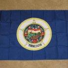 Minnesota State Flag 3x5 feet MN banner sign new
