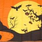 Halloween Flag 3x5 feet Haunted House Pumpkin banner