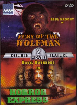 Fury Of The Wolfman and Horror Express