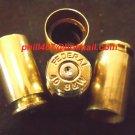Bullet Valve Stem Caps X 4 / Smith & Wesson .40 Caliber Brass Tire Stem Caps