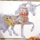 **Mythical Cross Stitch KIT - MAGICAL UNICORN