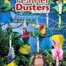 ** 12 * FEATHER Dusters in Plastic Canvas Patterns