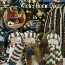 **Christmas Crochet  - Annie's Attic Welcome to Winter Home Decor Christmas Afghan