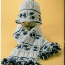 **Crochet *9* Annie's Attic SCRAP GRANNY Projects *