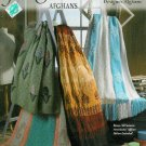 **KNIT * 5 * GOOF Proof Designer Afghan Patterns SEAHORSE +