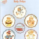 **12 * Cherished Teddies Cross Stitch Patterns ROLY POLYS