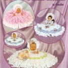 **Annie Potter Presents 6 PILLOW BABIES Crochet Pattern