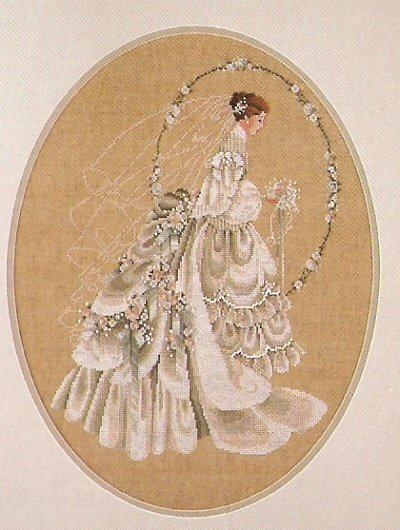 * Lavender and Lace - The Bride - #9