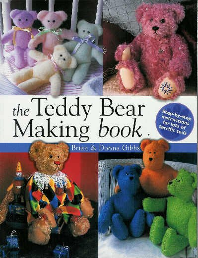 **Teddy Bear Making Book NEW Step-by-Step Instructions l