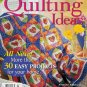 **Better Homes & Gardens *30* Easy Quilting Ideas Stocking