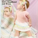 Crochet Rainbow Wear for Baby - Baby Dress